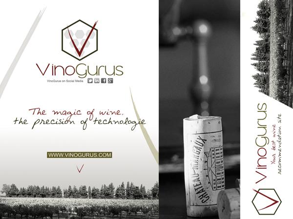 Flyer et bannière – VinoGurus