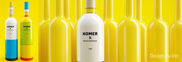 jaune bouteille simpson