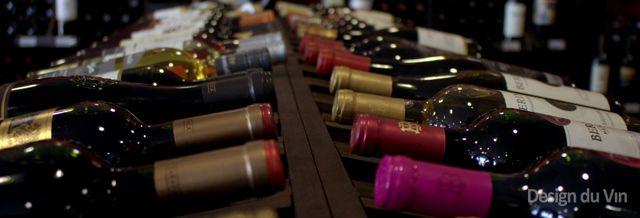 bouteille vin etiquette